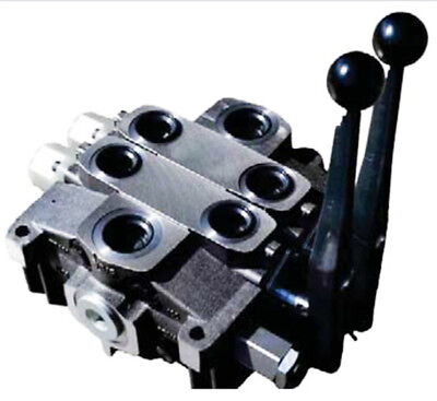 """Valve Sectional Directional Control Outlet Power Beyond 1"""" Npt Side And Top Port"""