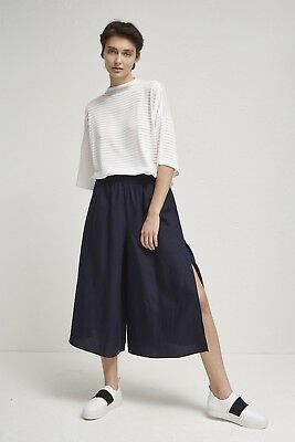 e03d677756c NEW FRENCH CONNECTION Ellesmere Drape Culottes UK 8 - $26.17 | PicClick