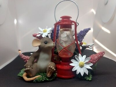 Charming Tails Collectible You Are My Shining Light By Fitz And Floyd