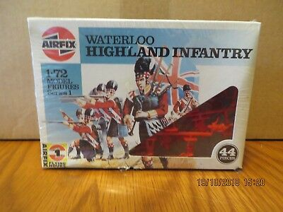Airfix Figuren 1:72 Waterloo Highland Infantry