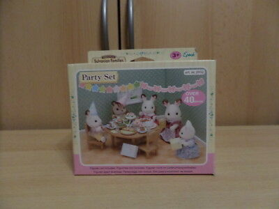 Sylvanian Families Party Set 2932 NEU & OVP