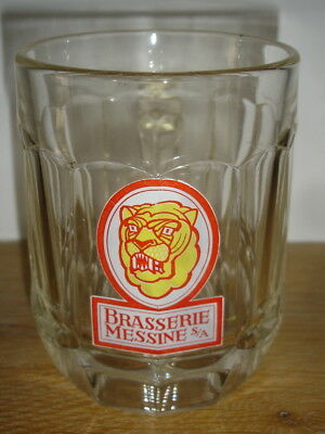 Ancienne Chope Emaillee  :  Brasserie Messine