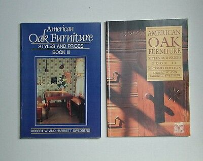 """american Oak Furniture"" Styles & Prices, Second,and Third  Editions Paperback"
