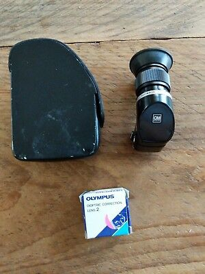 Olympus Right Angle Finder & Dioptric +1 Correction