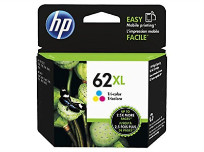 Hewlett Packard-HP No. 62XL Ink Cart Tri Colour C2P07AE NEU