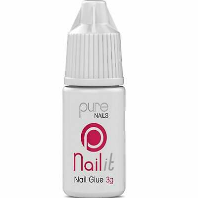 Pure Nails - Instant Nail Glue - (1 X 3g) (N300)