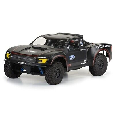 Pro-Line 2017 Ford F-150 Raptor Clear Body For Yeti Trophy PL3478-00