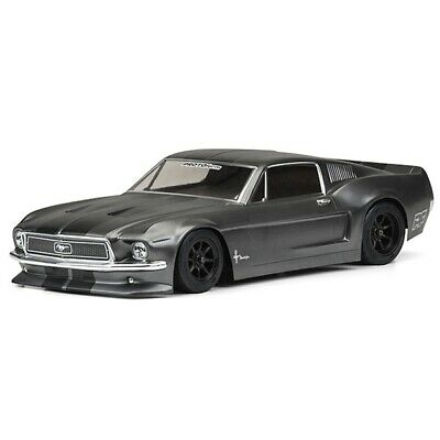 Protoform 1968 Ford Mustang Vta 200mm Clear Bodyshell PL1558-40