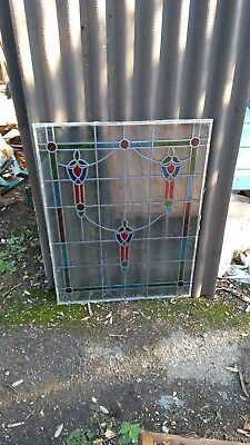 stained glass Double Glazed window panel
