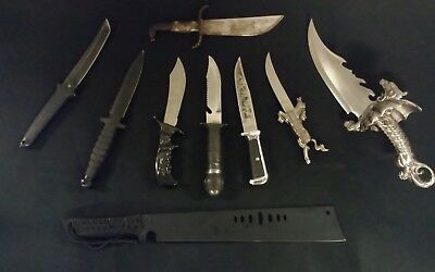 Lot Of Assorted Knives