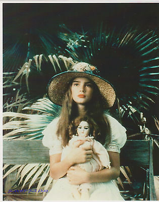 Brooke Shields Adorable Photo From Pretty Baby 1978