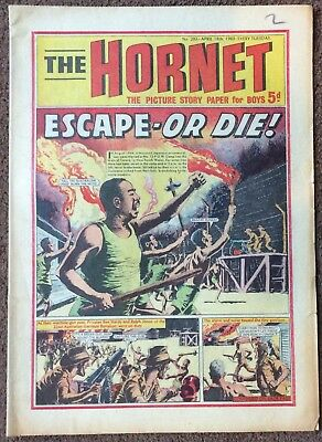 VINTAGE THE HORNET COMIC APRIL 19th,  1969, No 293.