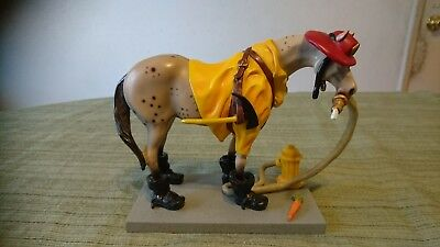 The Trail Of Painted Ponies. Item No. 1453 Fireman Pony