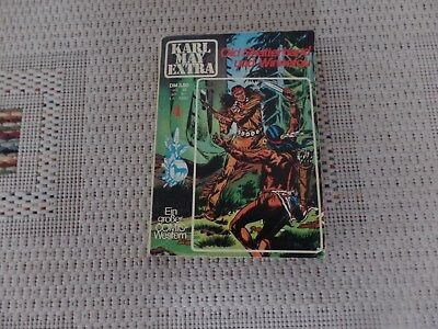Comic TB Karl May Extra Nr. 4 - Old Shatterhand und Winnetou