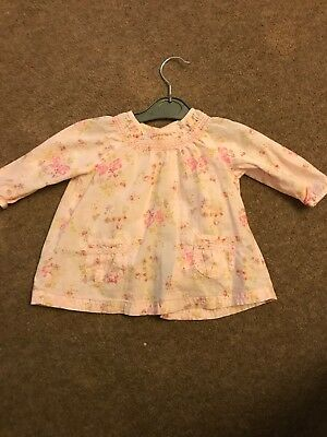 Baby Girls Top By Next, 3-6 Months