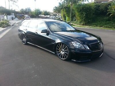 2012 Mercedes-Benz E-Class E63 Wagon 2012 MERCEDES BENZ E63 WAGON BUILT FOR SEMA