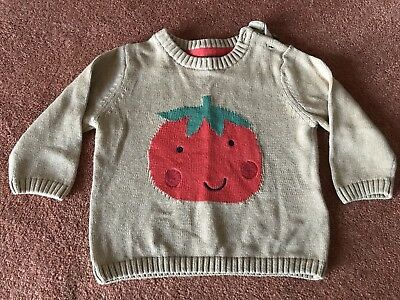 M&S Marks And Spencer 0-3 Months Jumper Knitwear