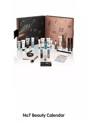 Brand New Boots No 7 Beauty Advent Calender 2018 gift set xmas *sold out*