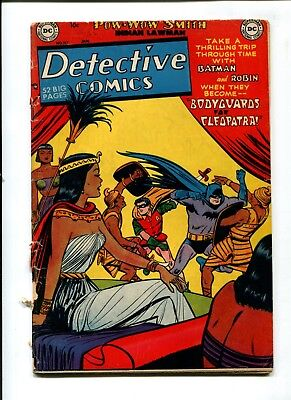 Detective Comics #167 VINTAGE Batman DC Comic Golden Age 10c Robin