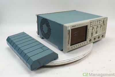 Tektronix TDS 524A 500MHz 2Ch Color Digitizing Oscilloscope options 13,1F and 2F
