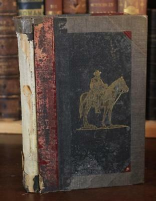 1903 HISTORY OF THE 13TH REGIMENT TENNESSEE CAVALRY civil war CONFEDERATE CSA