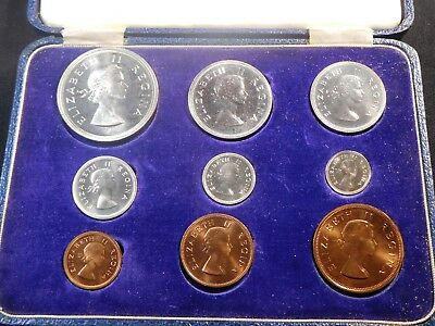 N126 South Africa 1955 Proof Set