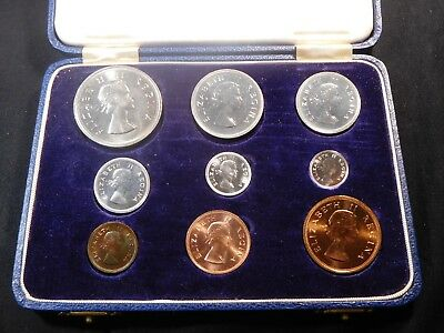 N127 South Africa 1955 Proof Set