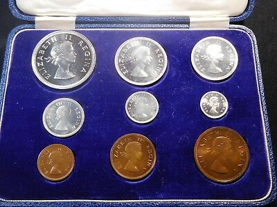 N128 South Africa 1956 Proof Set