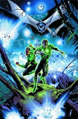 Green Lantern Vol 5 #8 Combo Pack With Polybag Nm 1St Print