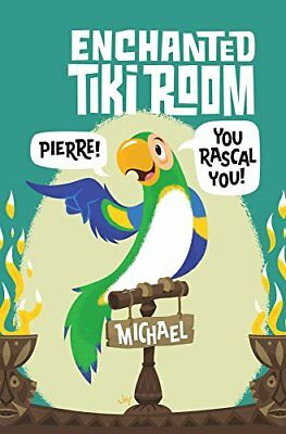 Enchanted Tiki Room #5 Grandt Conncecing Variant Nm 1St Print