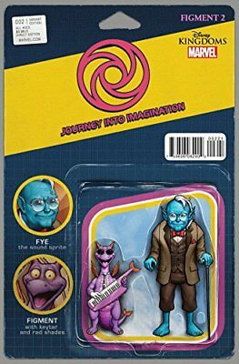 Figment 2 #2 Christopher Action Figure Variant Nm 1St Print