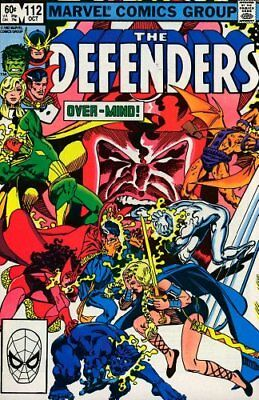 Defenders #112 Don Perlin Nm 1St Print