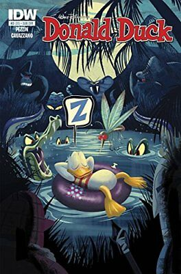 Donald Duck #3 Subscription Variant Nm 1St Print