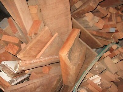 Australian Red Cedar Woodworking Timber offcuts and drawers