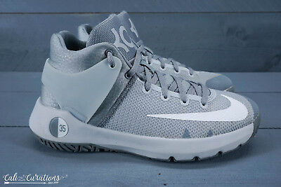 info for 87563 517de Nike KD Kevin Durant Trey 5 V GS Youth Boys Size 4.5 Gray Basketball