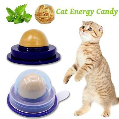Cat Snacks Catnip Sugar Candy Licking Solid Nutrition Energy Pet Healthy Food