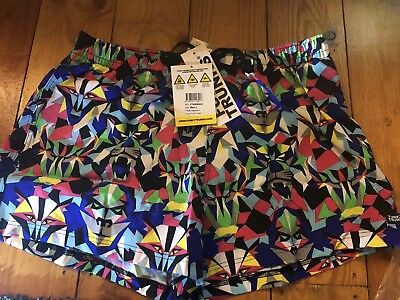 Mens Beachwear ~ Funky Trunk Size L