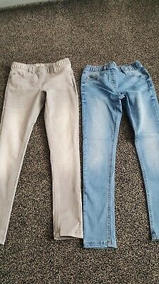 Next Girls Jeggings BNWOT age 10years