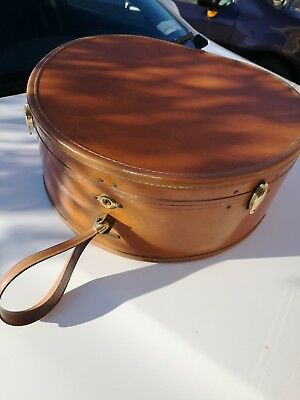 Samsonite Vintage Hat / Wig Box