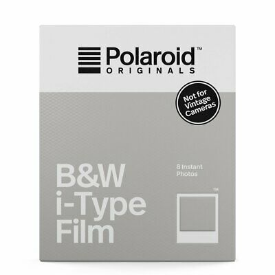 Polaroid Originals: B&W Film for i-Type