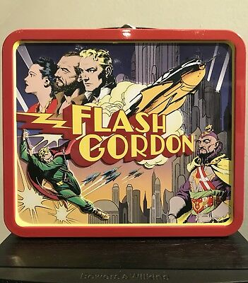 Flash Gordon Lunch Box 2000