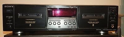 Sony TC-WE475 Twin Auto Reverse Tape Cassette Player - Dolby C