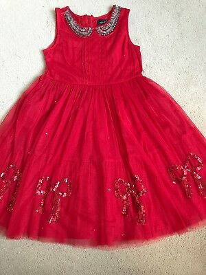 Girls Next Party Dress Age 9 Years