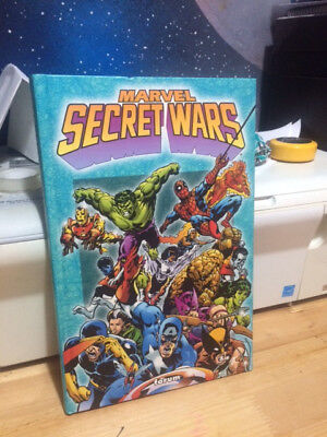 Secret Wars Tomo Coleccion completa Forum