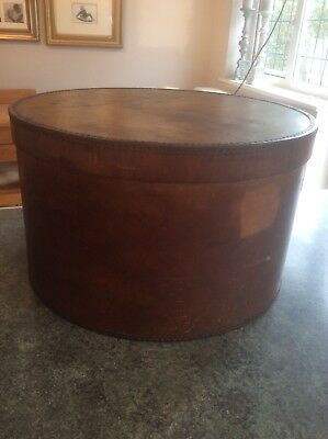 Antique Large Bentwood Box
