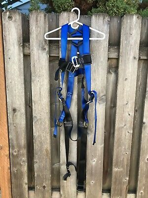 FallTech Contractor Fall Protection Non-Belted Harness - Universal Fit