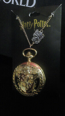Gryffindor House Pocket Watch Wizarding World Crate Harry Potter - Lootcrate