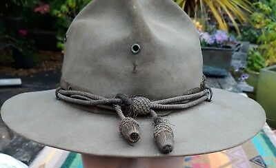 WW1 US Campaign Hat 1911 INF personalized