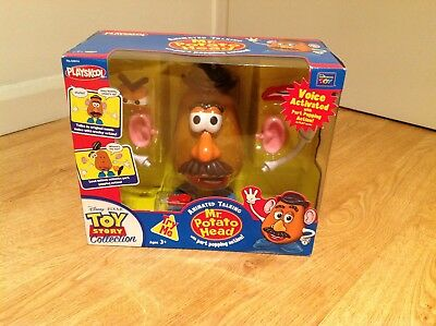 Disney Toy Story Mr Potato Head Thinkway Animated Talking Collection