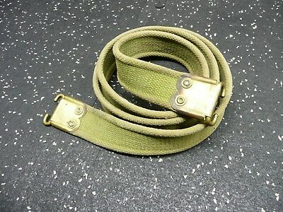 British SMLE Rifle Web Sling  (R385)